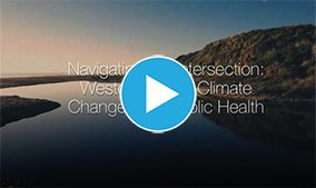 Navigating the intersection: Western water, climate change and public health
